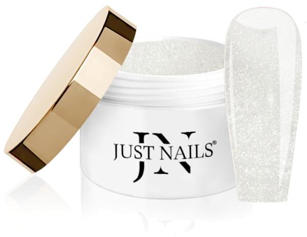 JUSTNAILS Cover Fibre Glace - Wedding Sparkle