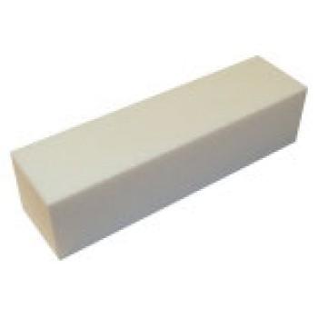 Buffer Block weiß