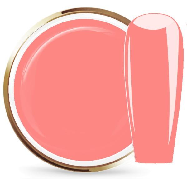 JUSTNAILS Farbgel Coral Pink
