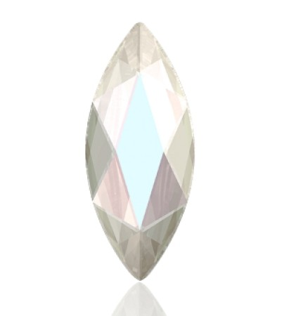 Swarovski® Marquise Crystal AB