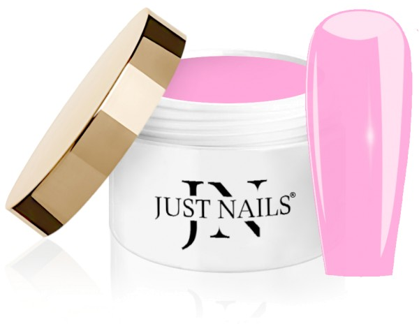 JUSTNAILS Cover Fibre Glace - Icy Punch