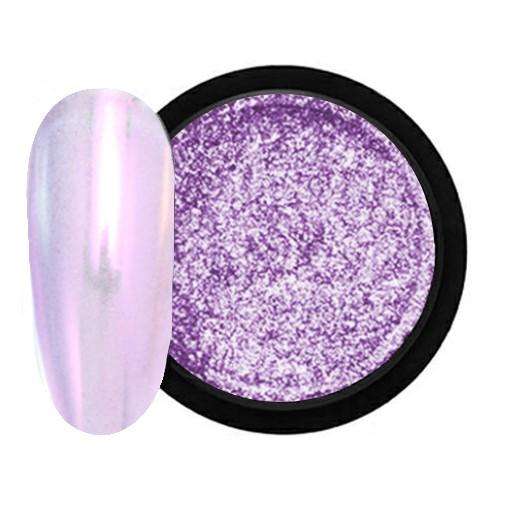 JUSTNAILS Mirror-Glow Nagel Pigment - Supreme
