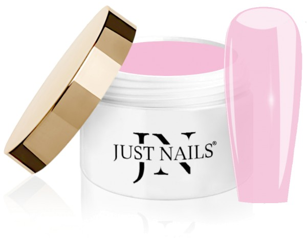 JUSTNAILS Cover Fibre Glace - Mellow for you