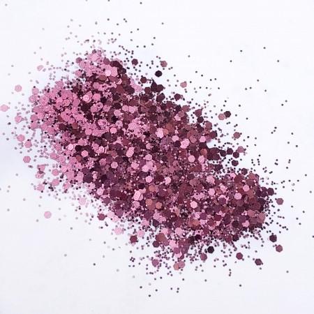 JUSTNAILS Glitter Novalie