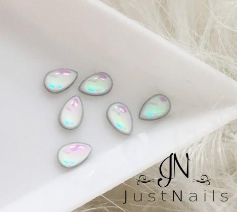 JUSTNAILS Opal Tear Shape