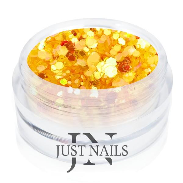 JUSTNAILS Glitter Samoa