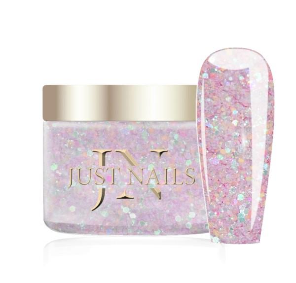 JUSTNAILS Premium Acryl Pulver - ICY PRINCESS 12g