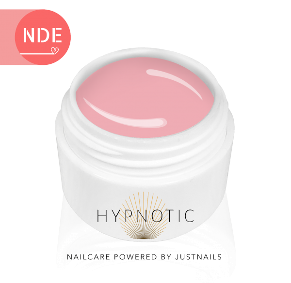 NDE 1 Phasen Gel - dickviskos pink klar HYPNOTIC - Angy