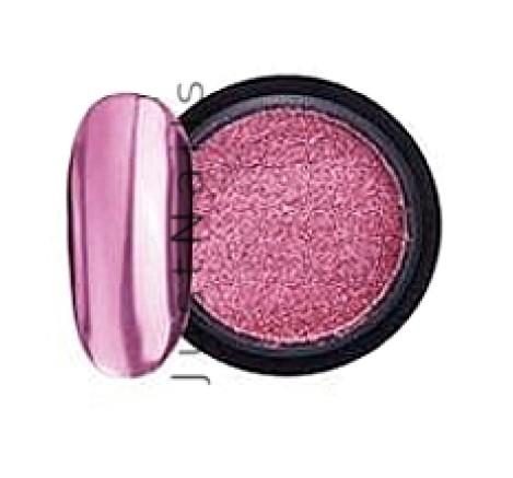 JUSTNAILS Mirror-Glow Nagel Pigment - Blush Dream
