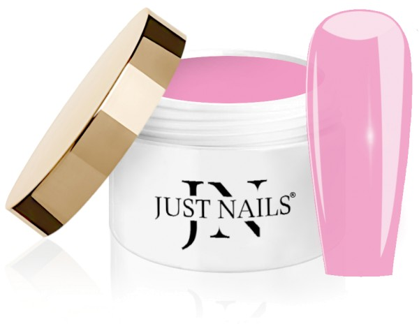 JUSTNAILS 1- Phasen-Gel New Line Rosie Cream