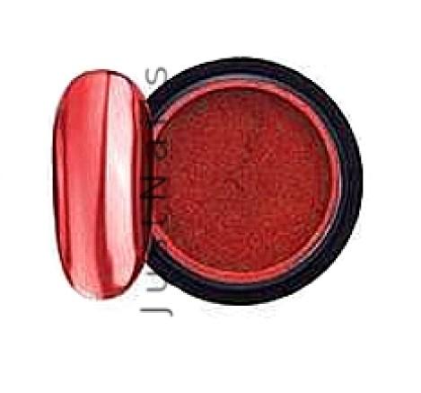 JUSTNAILS Mirror-Glow Nagel Pigment - Lava